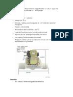 Válvula Electromagnética Eléctrica Magnética DC 12 v N
