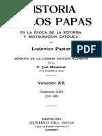 PASTOR-Historia de los Papas 20