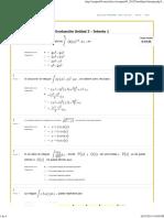 Calculo integral Evaluacion Unidad 2
