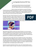 Biblia Catolica PDF ▷ Las Sagradas Escrituras PDF Para Descargar Sin costo