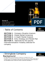 Strongbow PPT