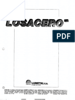 Losacero manual