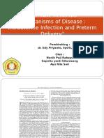 Mechanism of disease