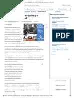 Evolución de La Administración y El Desarrollo Empresarial