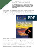 Cómo Descargar Libros PDF Y Optimarlos Para Kindle