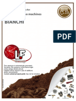 Espresso Machines BIANCHI 201310170142 Lf