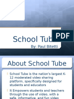 instructional technology school tube
