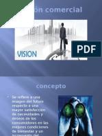 Vision Comercial emprededores