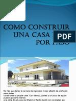 Como Construir Una Casa Paso Por Paso 2