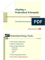 L 03 WatershedSetup&Configurations
