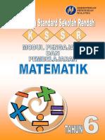 Modul PdP Matematik Tahun 6 2016