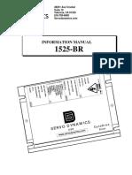1525 BR Manual