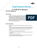 TDS Ucarsol AP 814