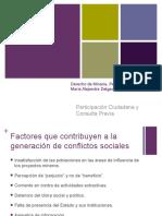 Participacion Ciudadana y Consulta Previa