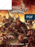 Zombicide Black Plague Rulebook