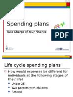 spending plans day 2