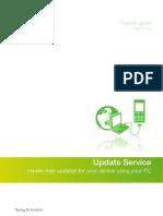 Cara Update Sistem Operasi SE