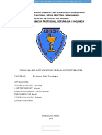 Farmacologia de Los Antiprotozoarios y Antihelmintos FINAL
