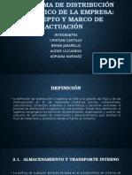 El sistema de distribución expo.pptx