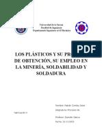 tipos de Plasticos