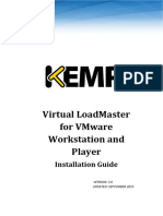 Installation Guide-VMware Workstation and Player
