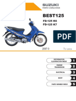 Fd125k7(Best) manual de partes moto best 125