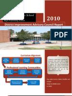 Dodge City Middle School DIAC Report 4 2 2010