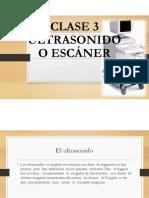 Clase ultrasonidos