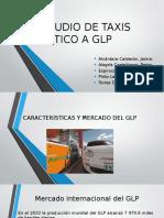 Estudio de Gas tico a GLP