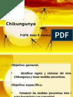 Chikungunya.