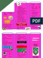 261340036 Leaflet Jajanan Sehat