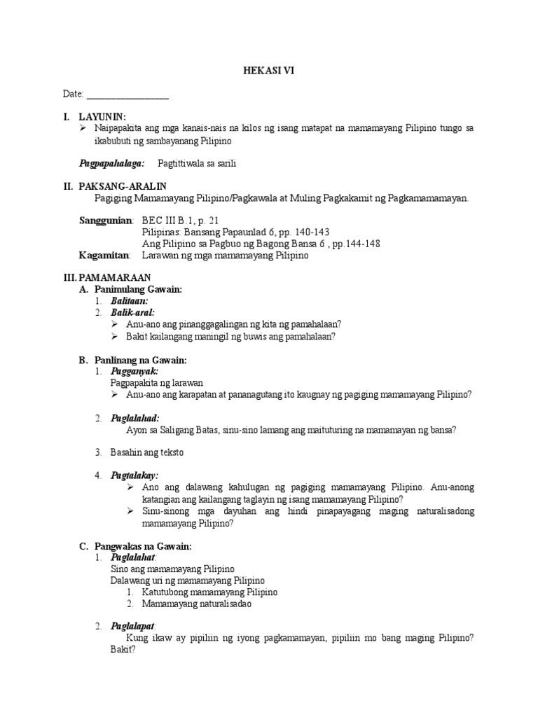 HEKASI VI 3rd Rating Part 1