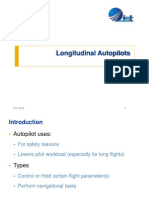 Longitudinal Autopilot