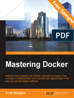 Mastering Docker - Sample Chapter