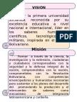 Misión y Visión UNEFA