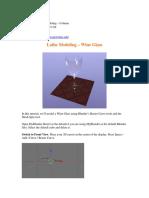 3 3D Design - WineGlass245