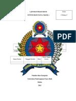 laporan praktikum Sistem Basis Data (Mysql)