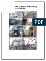 Study on RAY and Slum Networking Projects in India