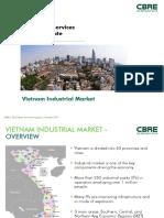 CBRE National Industrial Market Update