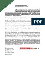 Pressemitteilung Take Off & Swissbilling_2015