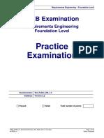 IREB CPRE FL ExamQuestionnaire Set Public en V1.4-2