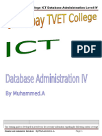 ict its4 09 0811     monitor and administer database