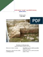 Budva-Prostor Avale i Bedema
