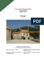 Budva-Santa Marija in Punta-Stari Grad