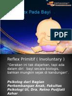 Reflekx Pada Bayi