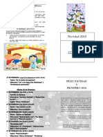 Actuaciones de Primaria. Navidad 2015
