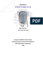 Peritonitis (Eltra)
