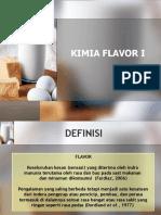 Kuliah 3 Flavor Makanan