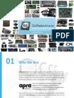 Softelectronic Presentation