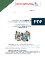 Asistent Personal Persoana Cu Handicap Grav